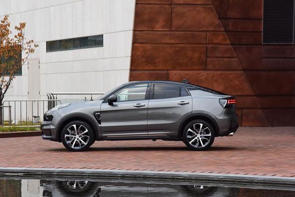 定位紧凑型SUV 领克05将于3月份上市