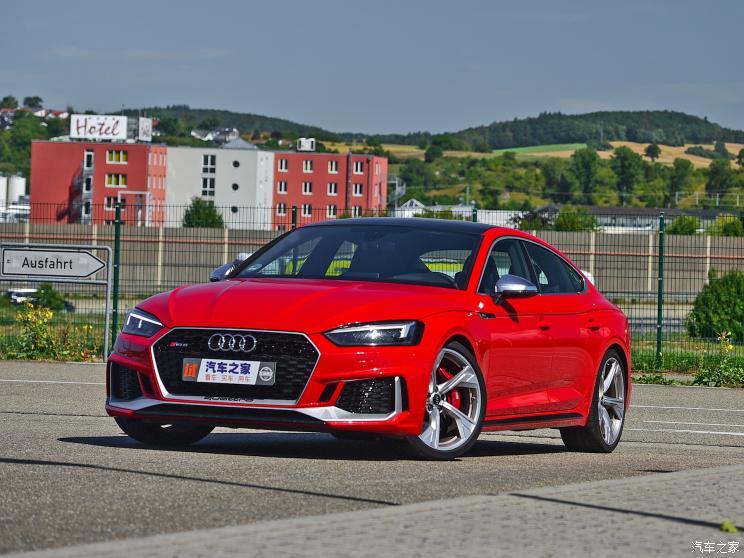 Audi Sport 奥迪RS 5 2019款 RS 5 2.9T Sportback