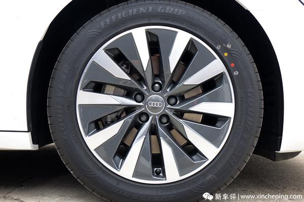 新一代奥迪A6L首试 比上代车型有更多驾驶乐趣